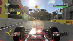 F1 2016_Baku - Course partie 2 Safety Car (PC preview)