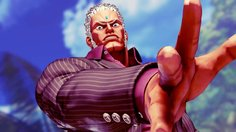 Street Fighter V_Urien Trailer