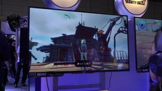 Gravity Rush 2_TGS: Gameplay off-screen