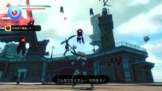 Gravity Rush 2_Gravity Rush 2 Boss Fight