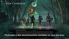 Mordheim: City of the Damned_Consoles Gameplay Trailer (FR)