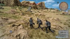 Final Fantasy XV_First encounters