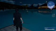 Final Fantasy XV_Fishing time