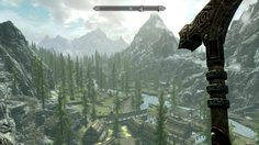 The Elder Scrolls V: Skyrim Special Edition_PS4 Pro Gameplay - 4K