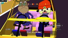 PaRappa The Rapper Remastered_PSX Announce Trailer