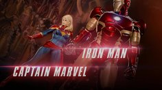 Marvel vs. Capcom: Infinite_Character Trailer #1