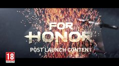 For Honor_Post Launch Trailer
