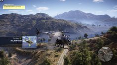 Tom Clancy's Ghost Recon: Wildlands_Preset High custom - Dans les airs
