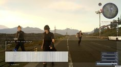 Final Fantasy XV_FPS Analysis #1 (60 FPS Mode)