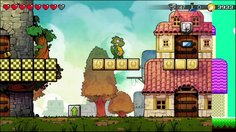 Wonder Boy: The Dragon's Trap_Retro Feature