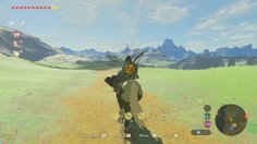 The Legend of Zelda: Breath Of The Wild_Switch - Horse Riding