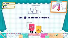 Snipperclips_Gameplay #1