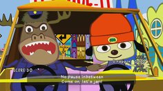 PaRappa The Rapper Remastered_You guys sit in the back