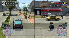 LEGO City: Undercover_Coop FPS Analysis (Switch)