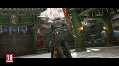 For Honor_Shinobi - Gameplay Teaser