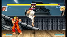 ULTRA STREET FIGHTER II: The Final Challengers_Ryu vs Ken - New Mode