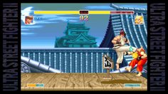 ULTRA STREET FIGHTER II: The Final Challengers_Ryu vs Ken - Classic Mode