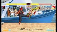 ULTRA STREET FIGHTER II: The Final Challengers_Akuma vs Cammy