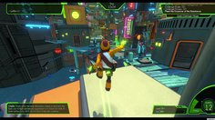 Hover: Revolt of Gamers_Gameplay #1