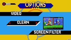 Sonic Mania_Video filters