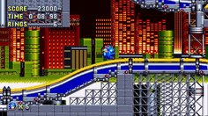 Sonic Mania_Chemical Plant - Act 1
