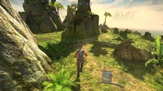 Outcast - Second Contact_GC: Direct-feed gameplay