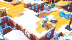 Mario + Rabbids Kingdom Battle_Combat gameplay #2