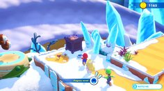 Mario + Rabbids Kingdom Battle_Exploration et puzzles