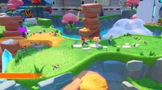 Mario + Rabbids Kingdom Battle_Hub central