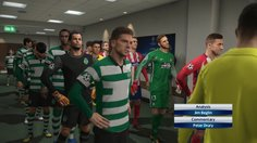 PES 2018_Athletico vs Sporting (PC/Pro Difficulty)