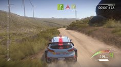WRC 7_Driving test (PC)
