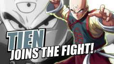 Dragon Ball FighterZ_Tien Shinhan Teaser