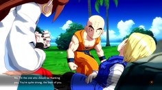 Dragon Ball FighterZ_A Mysterious Android – Cutscene
