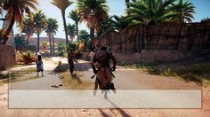 Assassin's Creed Origins_1080p FPS analysis (PS4 Pro)