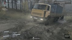 Spintires: MudRunner_Trailer delivery #2 (PC 1440p)