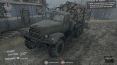 Spintires: MudRunner_Repair and refuel (PC 1440p)