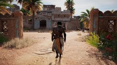 Assassin's Creed Origins_Stroll in the city (PC 1440p)