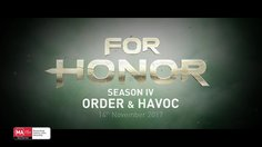 For Honor_Season 4 Order & Havoc – Deep Dive Trailer