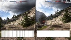Battlefield 1_BF1 Multiplayer (XB1X vs XB1)