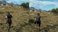 Final Fantasy XV_High vs Lite (Xbox One X)