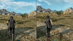 Final Fantasy XV_Lite vs Steady (Xbox One X)