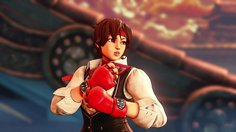Street Fighter V: Arcade Edition_Sakura Reveal Trailer
