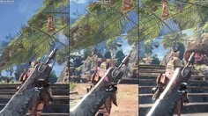 Monster Hunter: World_3 graphics modes (XB1X)