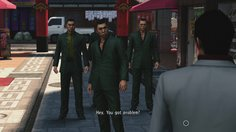 Yakuza 6: The Song of Life_PS4 Pro - Gameplay 3