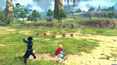 Ni no Kuni II: Revenant Kingdom_World map action (PS4 Pro)