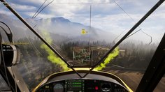 Far Cry 5_Plane mission (PS4 Pro/4K)