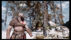 God of War_Environnements #1 (FR/PS4 Pro)
