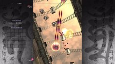 Ikaruga_Chapter 1 - Vertical scrolling (Switch)