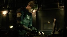 Resident Evil 2_Official gameplay from E3 demo