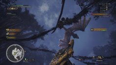 Monster Hunter: World_Hunting a Pukei-Pukei (PC)